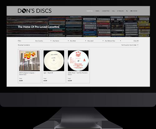 Don's Discs